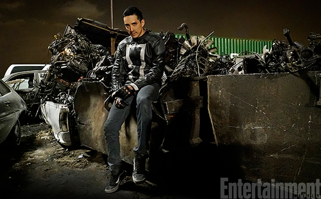 Agents of SHIELD - Gabriel Luna è Ghost Rider