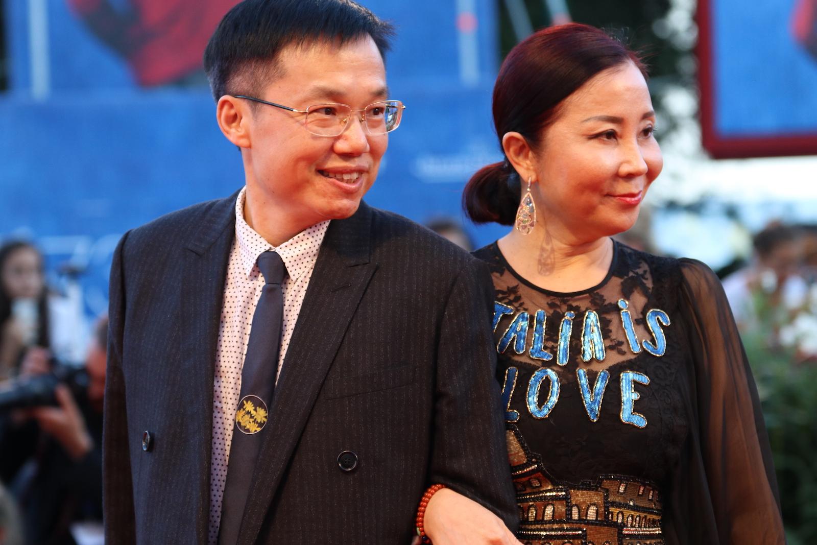 Venezia 2016: due ospiti sul red carpet di Piuma