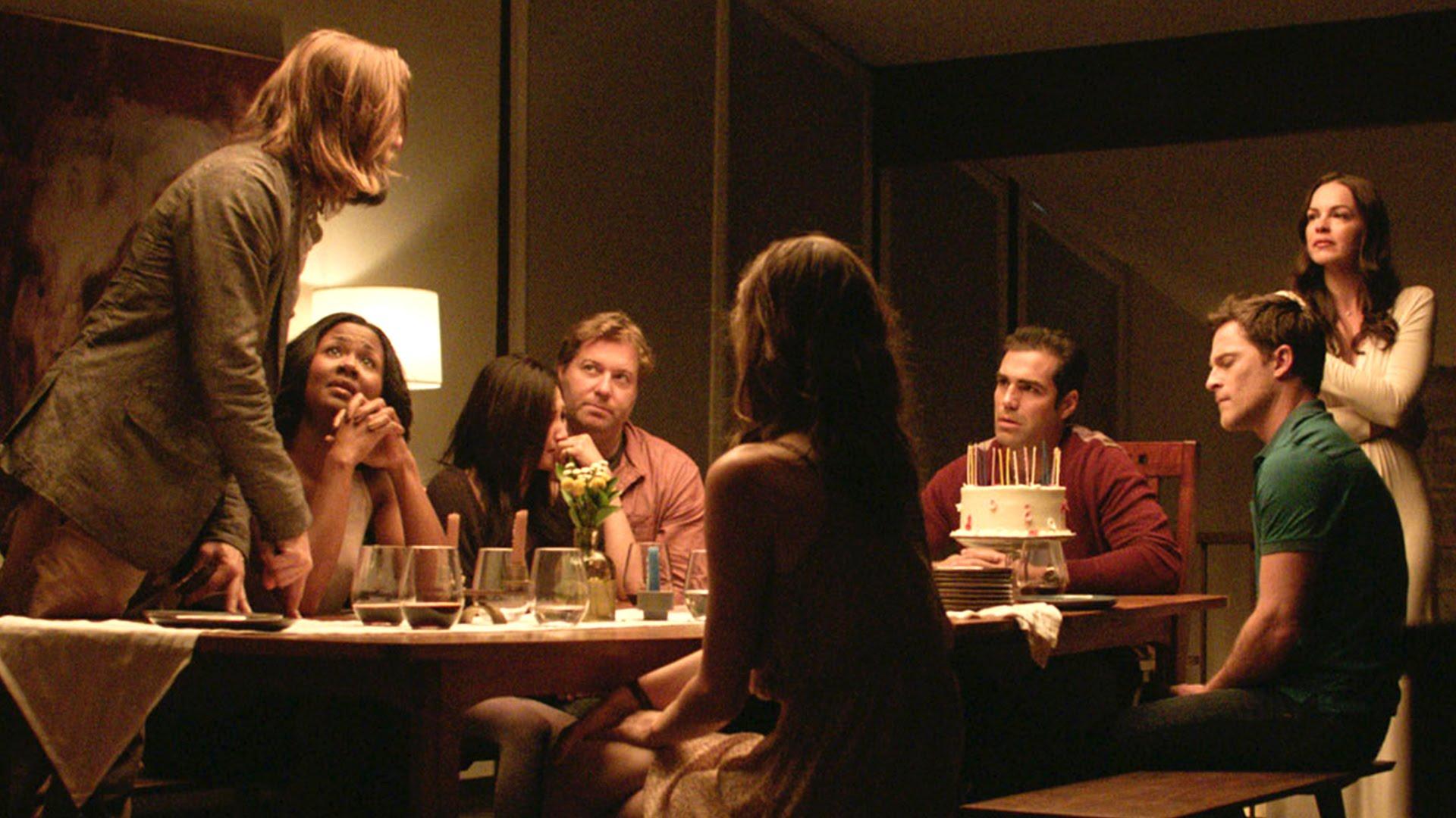Una scena di The Invitation