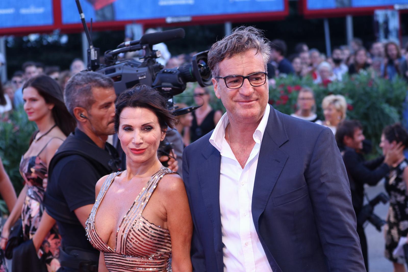 Venezia 2016: Max Giusti sul red carpet di Jackie