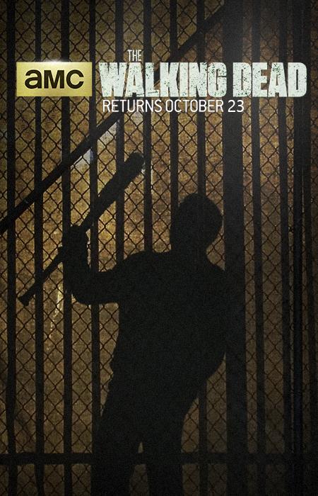 The Walking Dead: un poster per la settima stagione