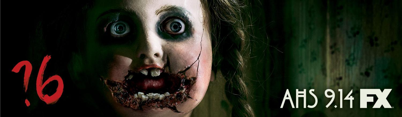 American Horror Story: un'immagine inquietante per la sesta stagione della serie