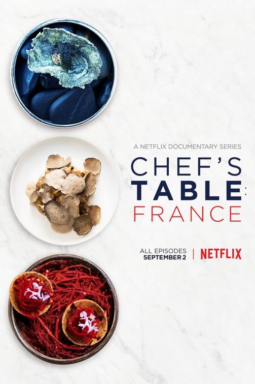 Chef's Table: un poster per la nuova stagione