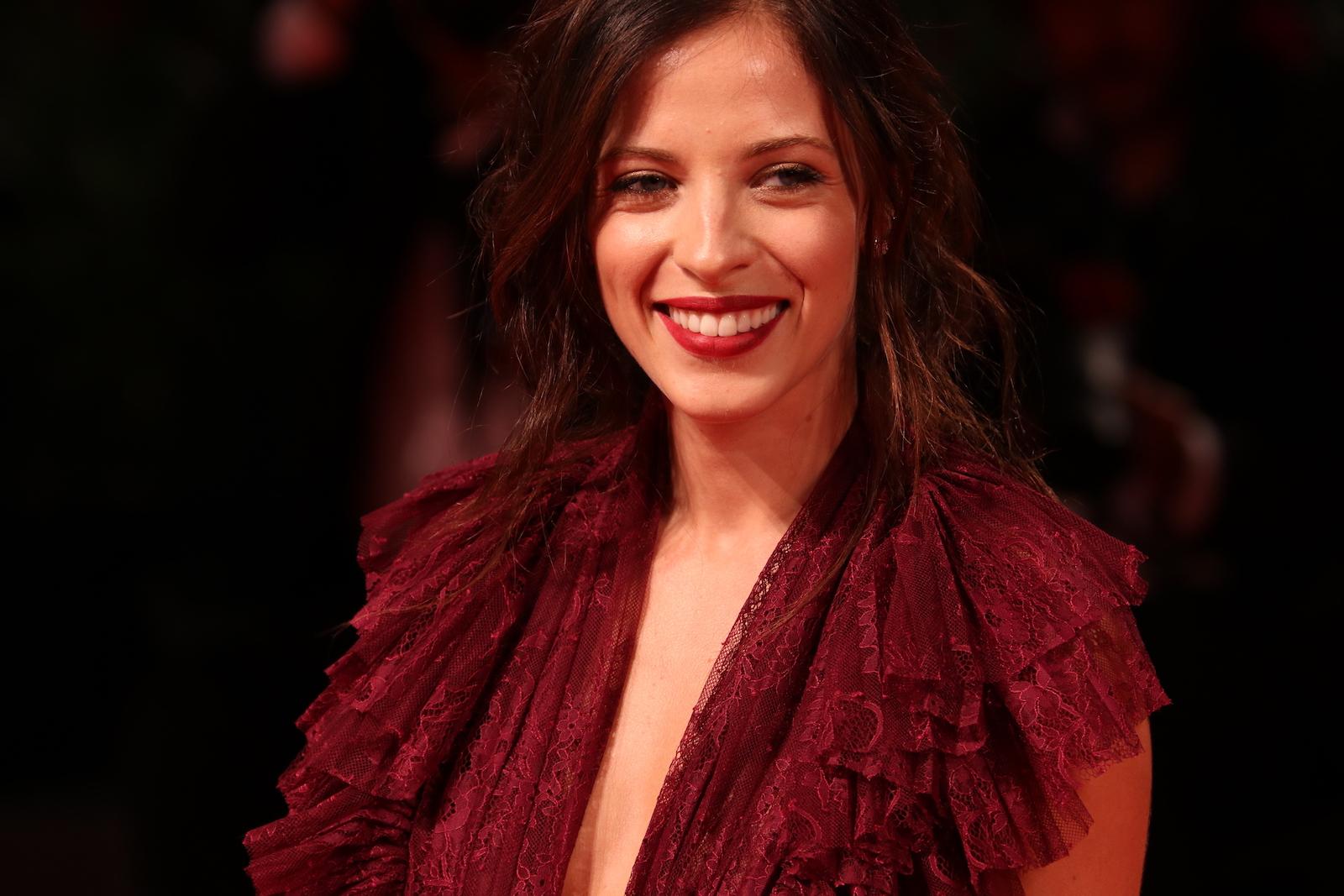 Venezia 2016: Caterina Le Caselle sul red carpet di Questi giorni