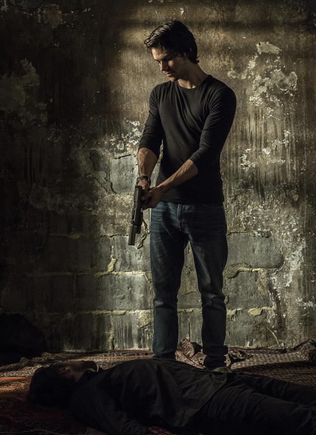 American Assassin: Dylan O'Brien in una foto del film