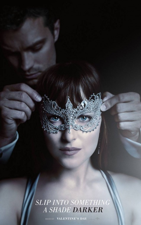 Locandina di Fifty Shades Darker