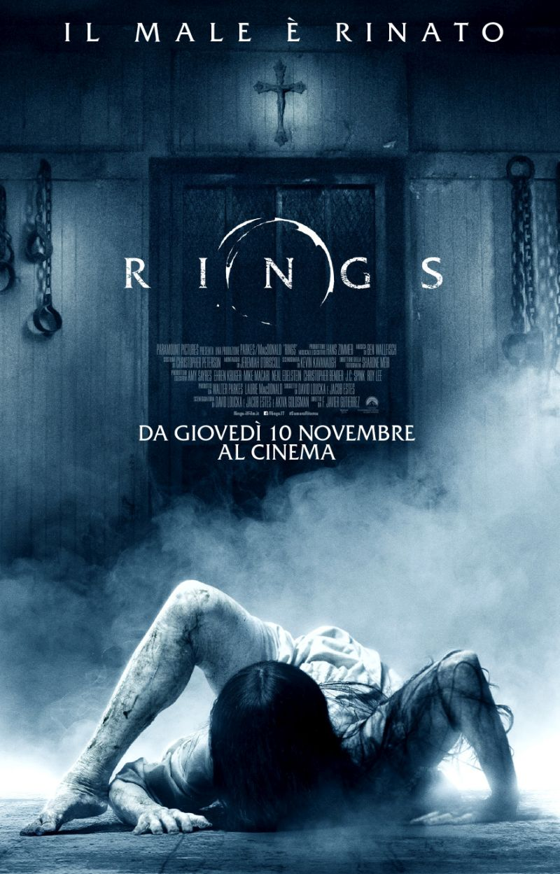 Locandina di Rings
