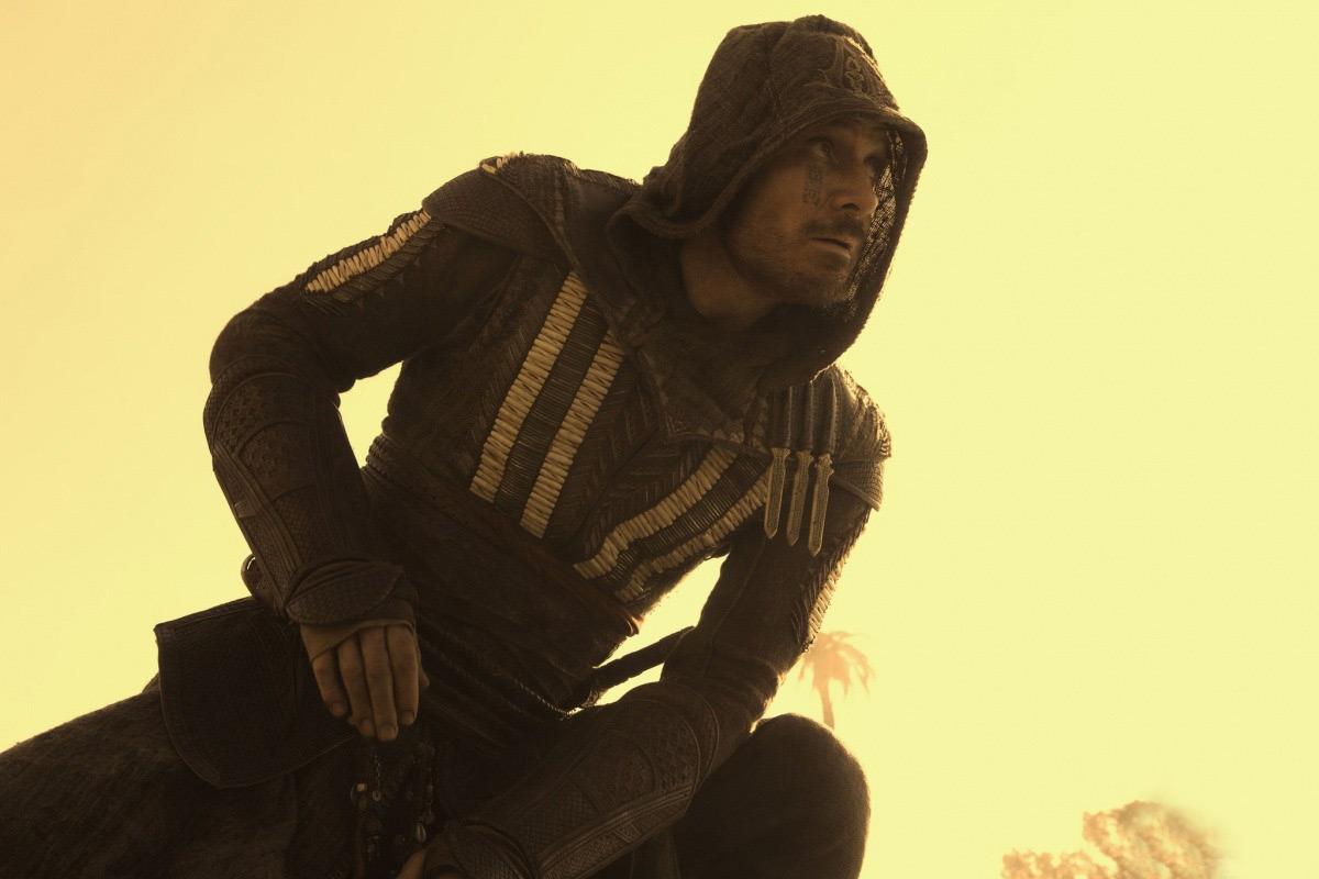 Assassin's Creed: Michael Fassbender in una foto del film