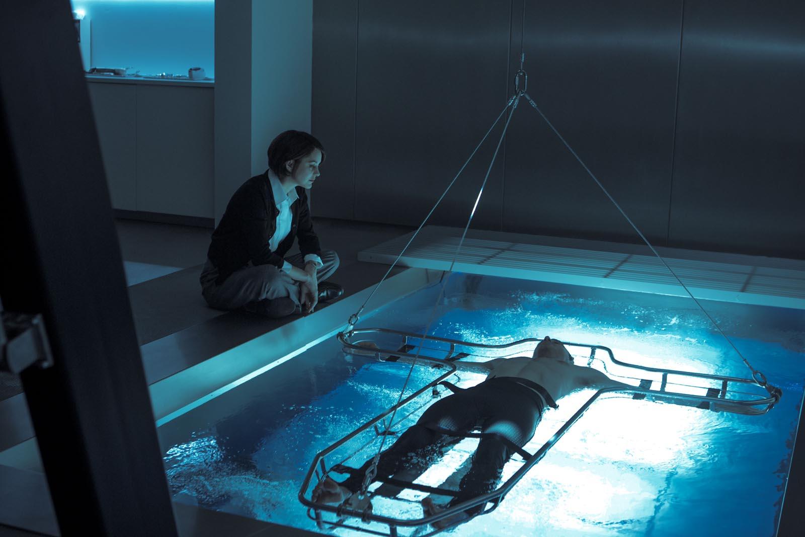 Assassin's Creed: Michael Fassbender in un'immagine del film