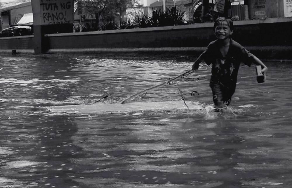 Figli dell'uragano: un'immagine del documentario