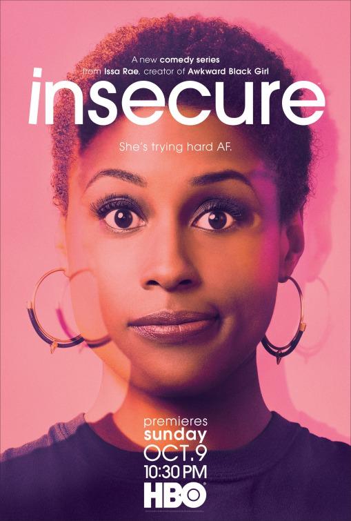 Insecure: la locandina della serie