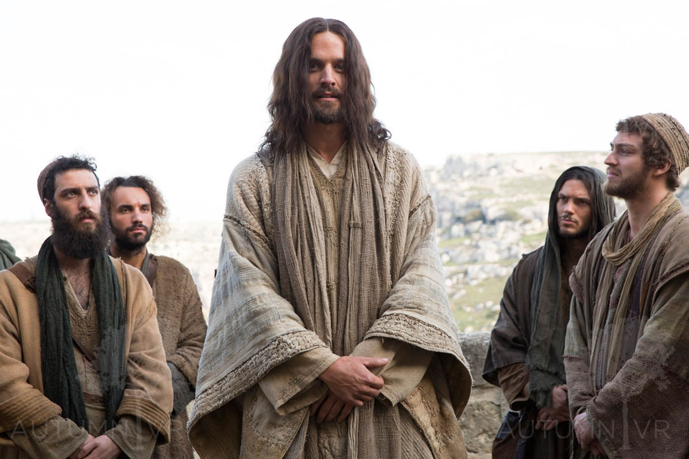 Jesus VR - The Story of Christ: una scena del film