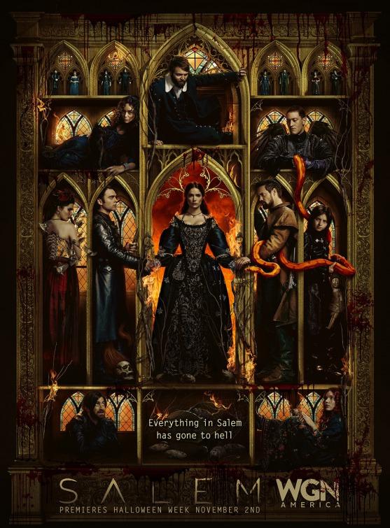 Salem: il poster della terza stagione
