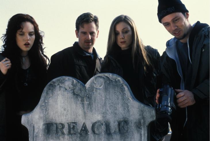 Il libro segreto delle streghe: Blair Witch 2 - una scena del film
