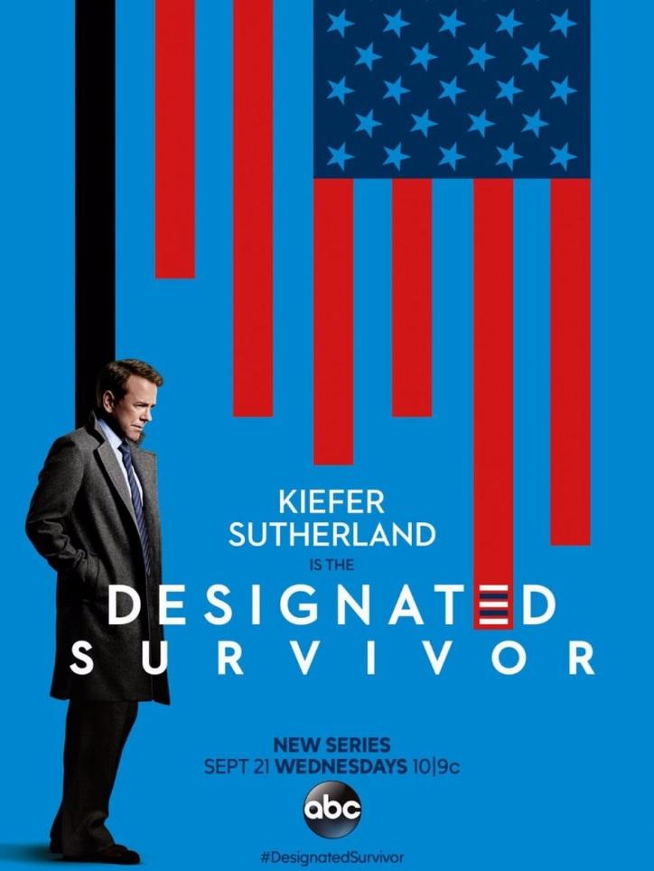 Designated Survivor: la locandina della serie