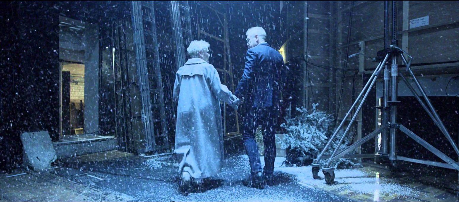 Kenneth Branagh Theatre Company - Racconto d'inverno: Judi Dench e Kenneth Branagh in scena