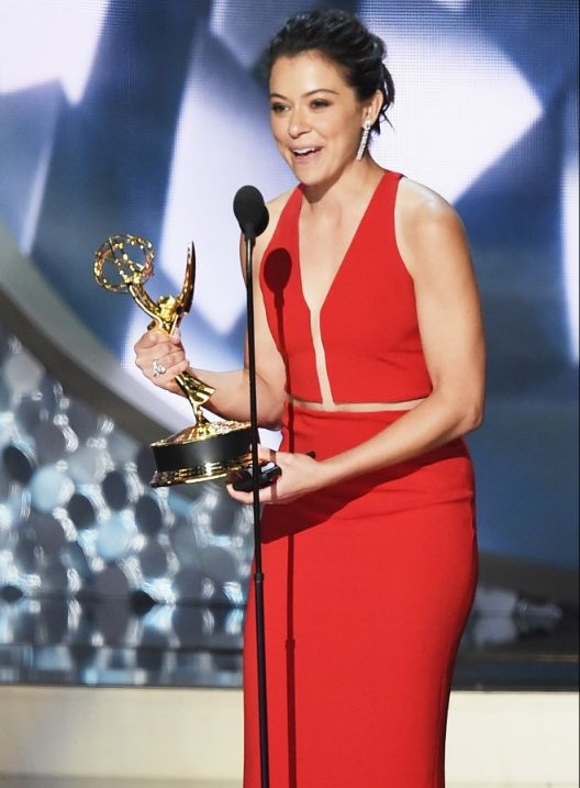 Emmy 2016: Tatiana Maslany trionfa per Orphan Black