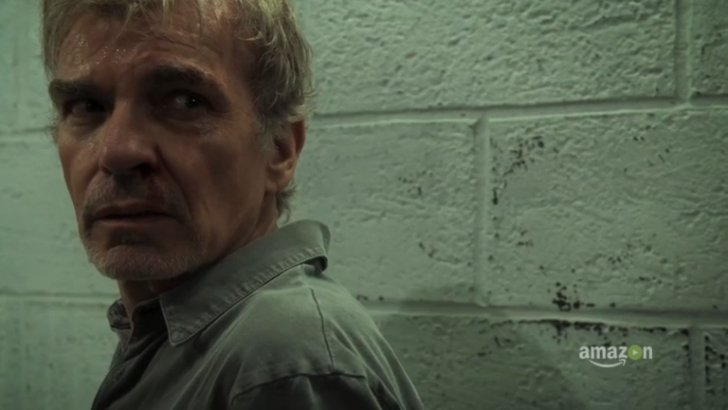 Goliath: Billy Bob Thornton in un'immagine della serie tv