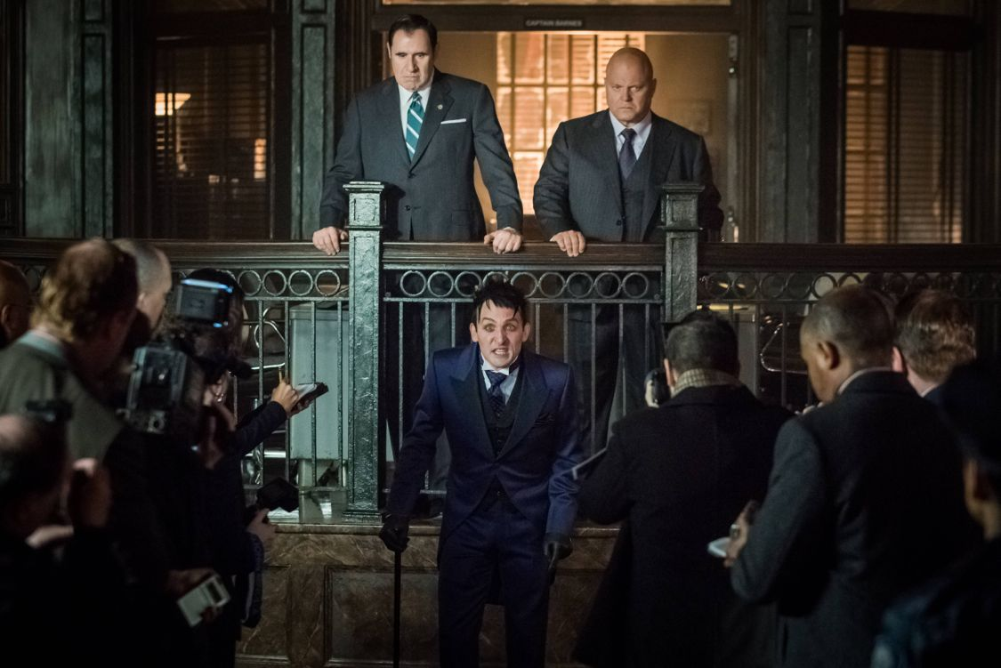 Gotham: una foto dell'episodio Better To Reign in Hell