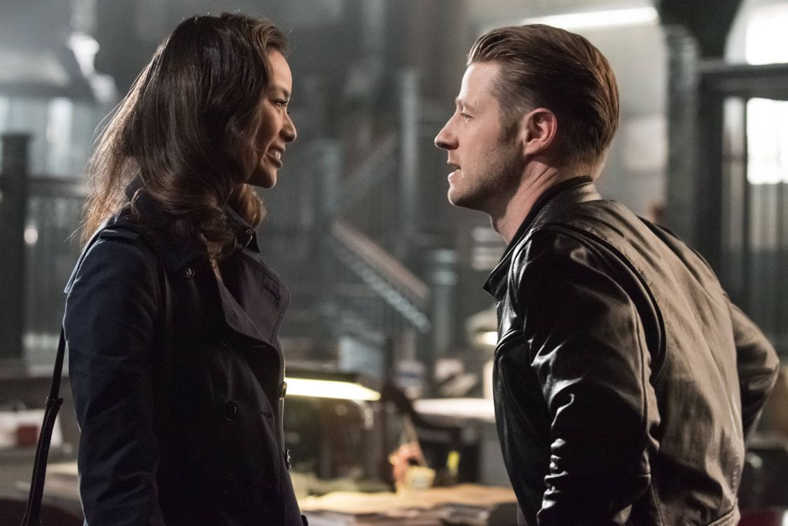 Gotham: Jamie Chung e Ben McKenzie in Better To Reign in Hell