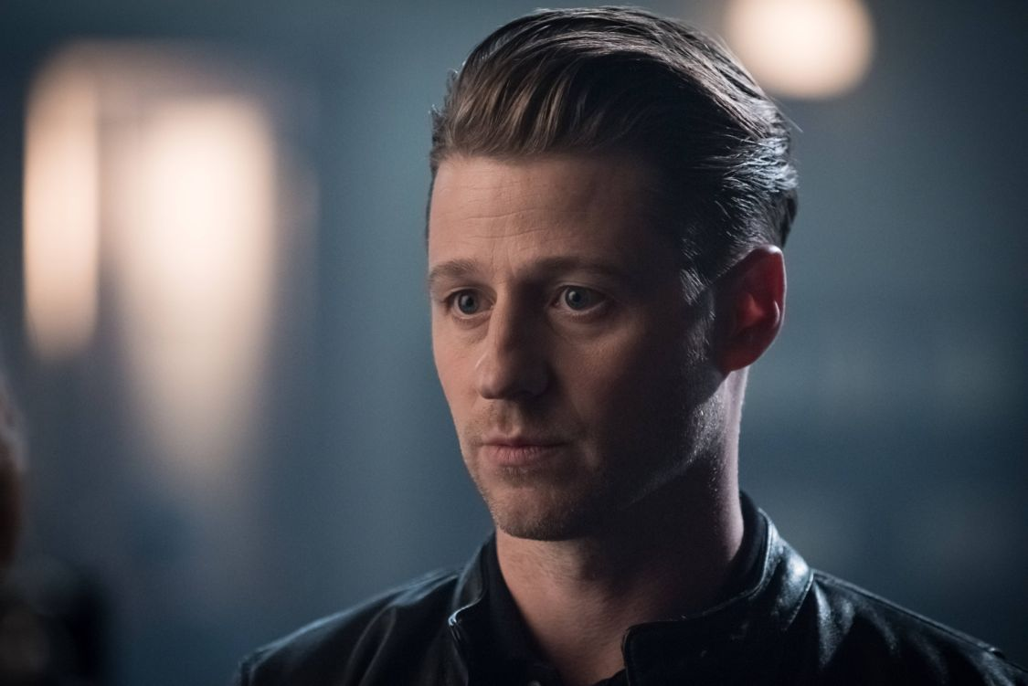 Gotham: il protagonista Ben McKenzie in Better To Reign in Hell