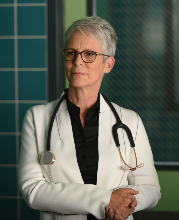 Scream Queens: Jamie Lee Curtis nell'episodio Scream Again