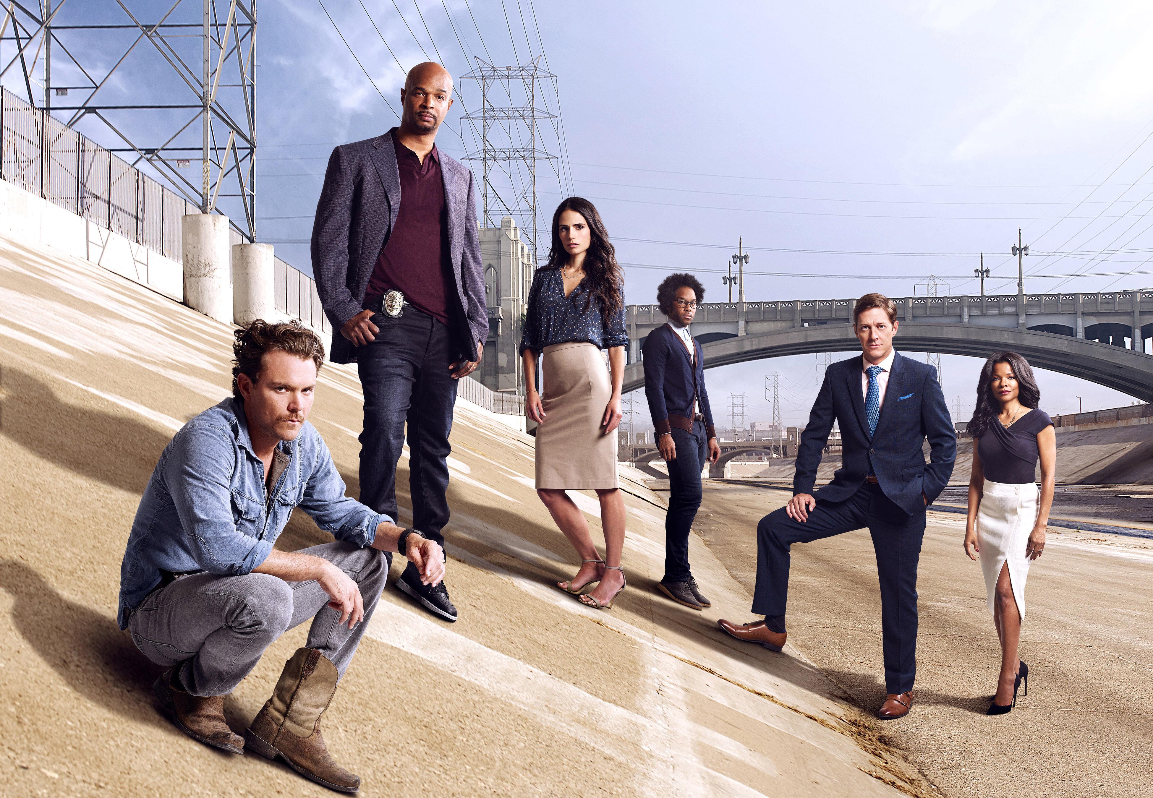 Lethal Weapon: il cast della serie