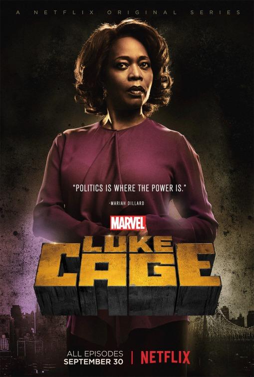 Luke Cage: un poster per la prima stagione della serie firmata Netflix