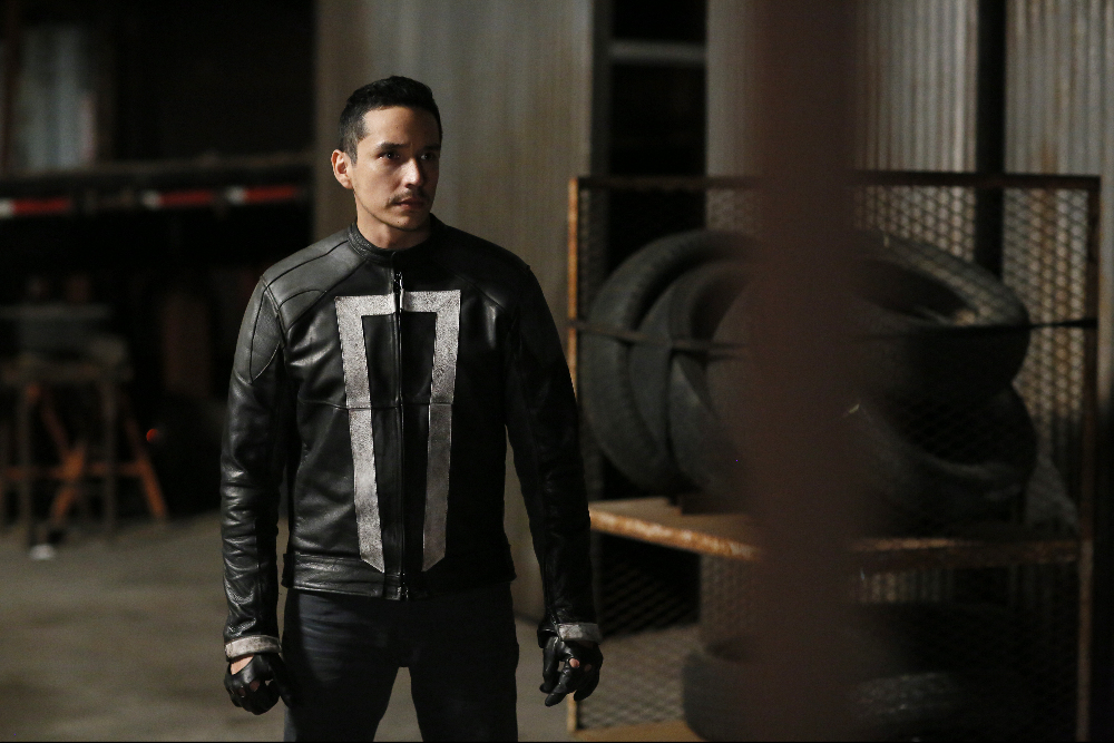 Agents of S.H.I.E.L.D.: Gabriel Luna nell'episodio The Ghost
