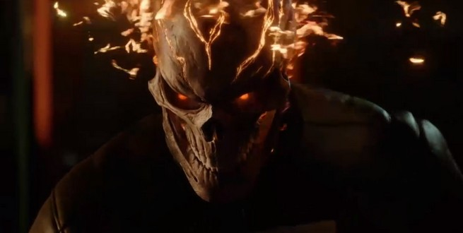Agents of S.H.I.E.L.D.: il temibile Ghost Rider nella puntata The Ghost