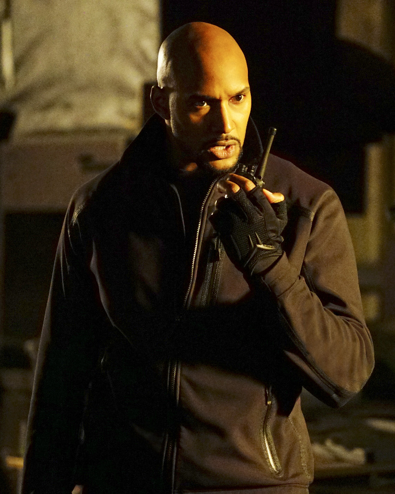 Agents of S.H.I.E.L.D.: Henry Simmons nella puntata The Ghost