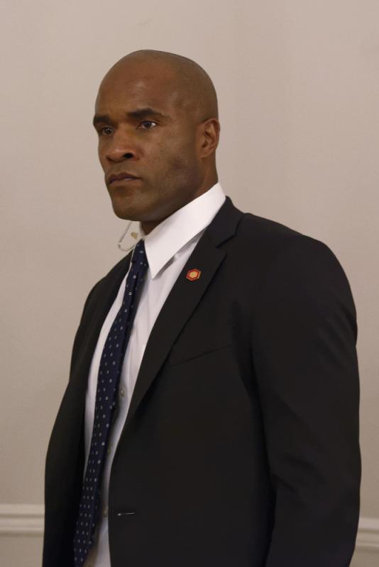Designated surivor: l'attore LaMonica Garrett nel pilot