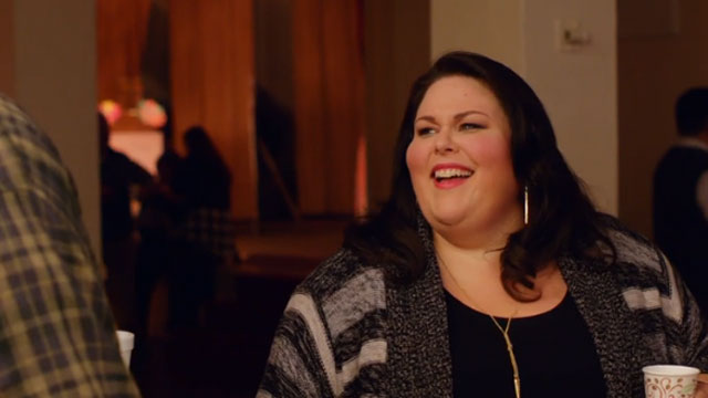 This is Us: l'attrice Chrissy Metz nel pilot