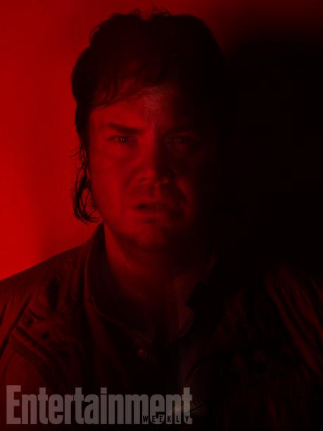 The Walking Dead: un'immagine promozionale di Josh McDermitt