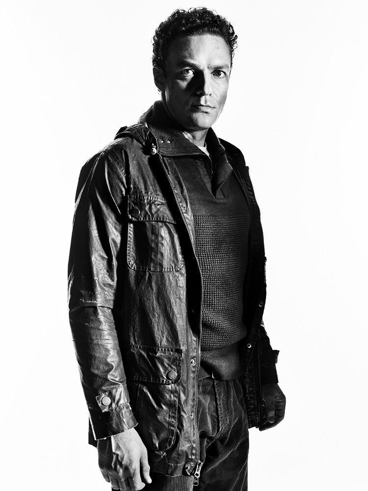 The Walking Dead: un'immagine promozionale di Aaron