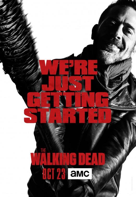The Walking Dead: un'inquietante poster per la nuova stagione