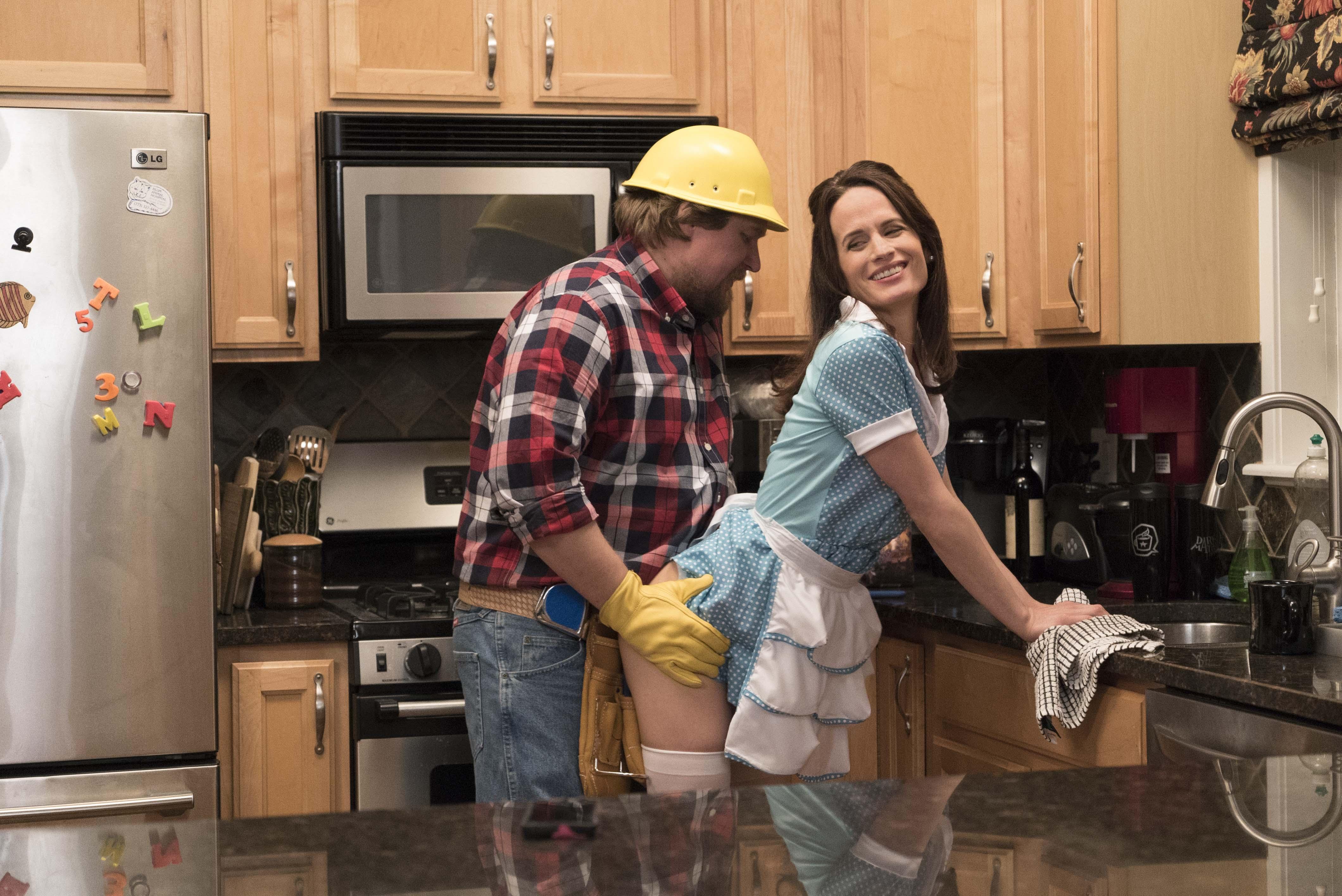 Easy: una scherzosa immagine dei protagonisti dello show