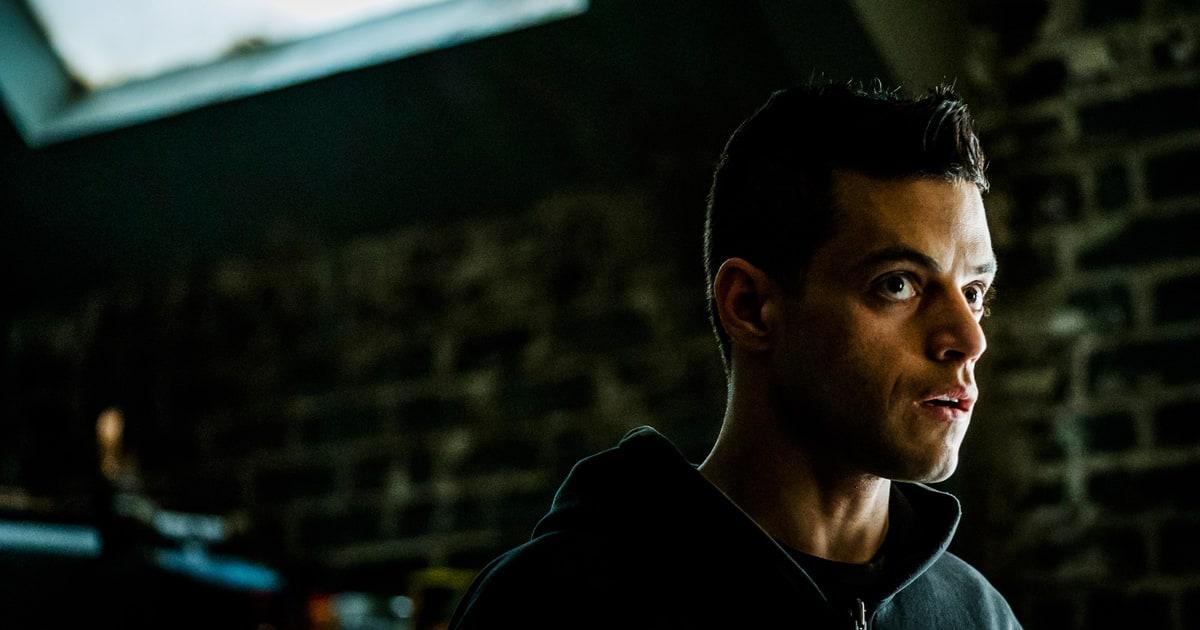 Mr. Robot: Rami Malek nel finale della seconda stagione