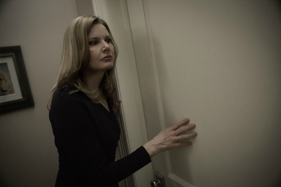 The Exorcist: l'attrice Geena Davis in Chapter One: And Let My Cry Come Unto Thee