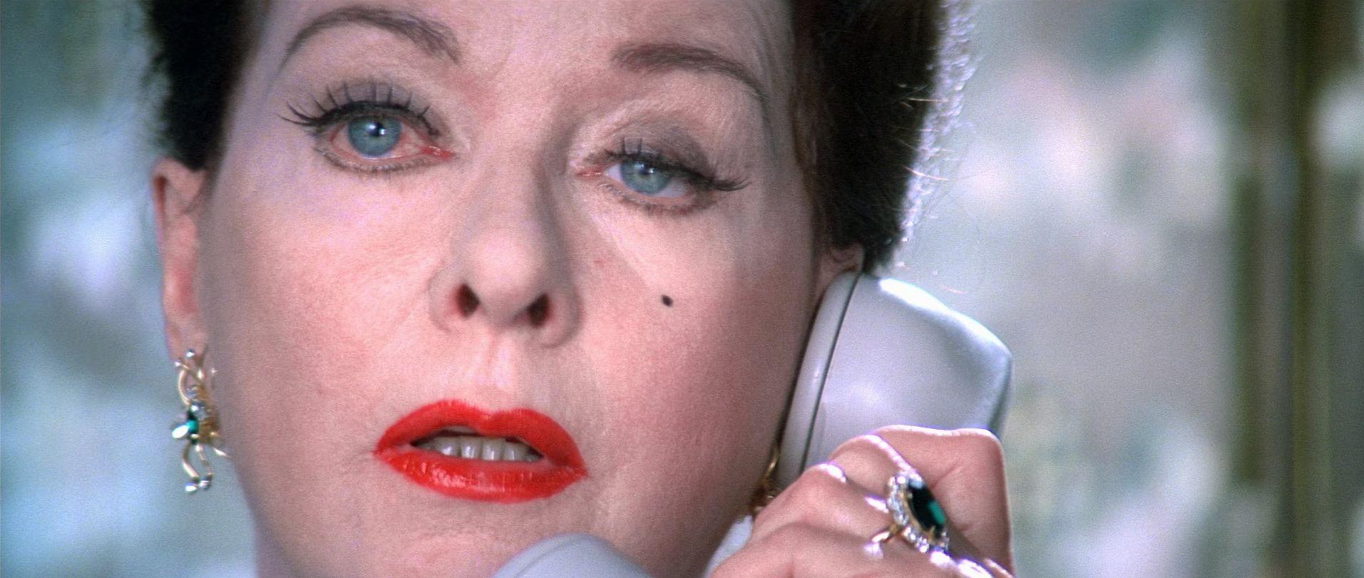 Joan Bennett in Suspiria