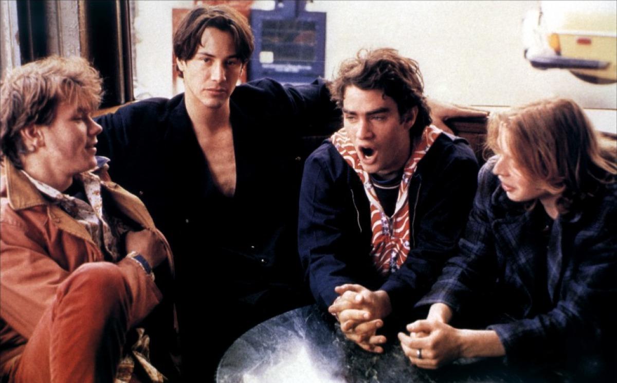 Belli e dannati: un'immagine promozionale del film
