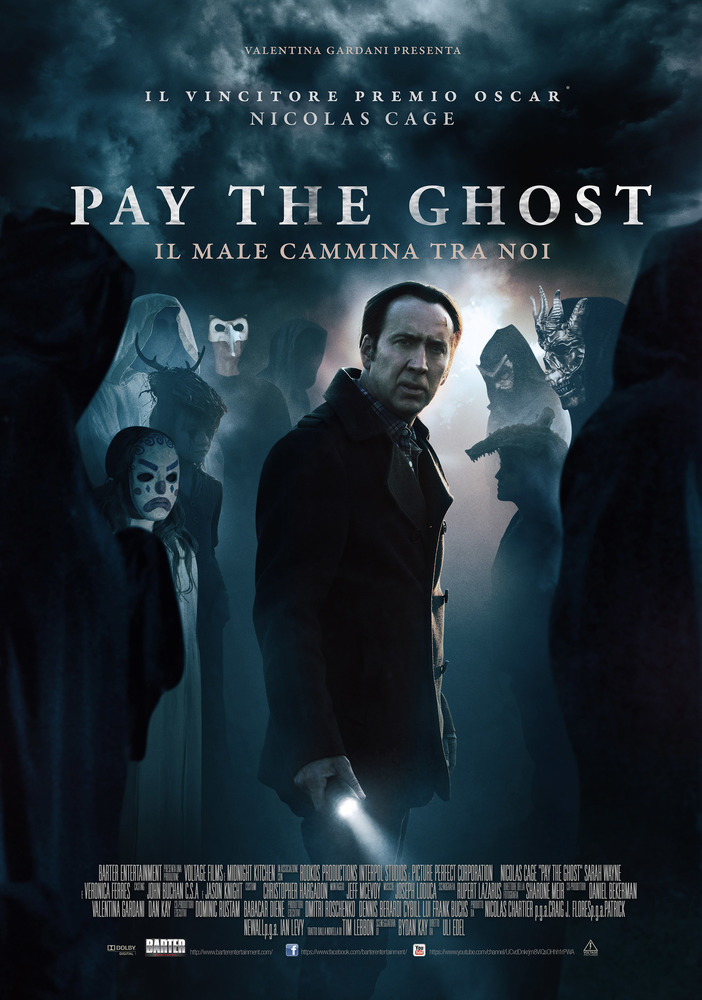 Locandina di Pay the Ghost