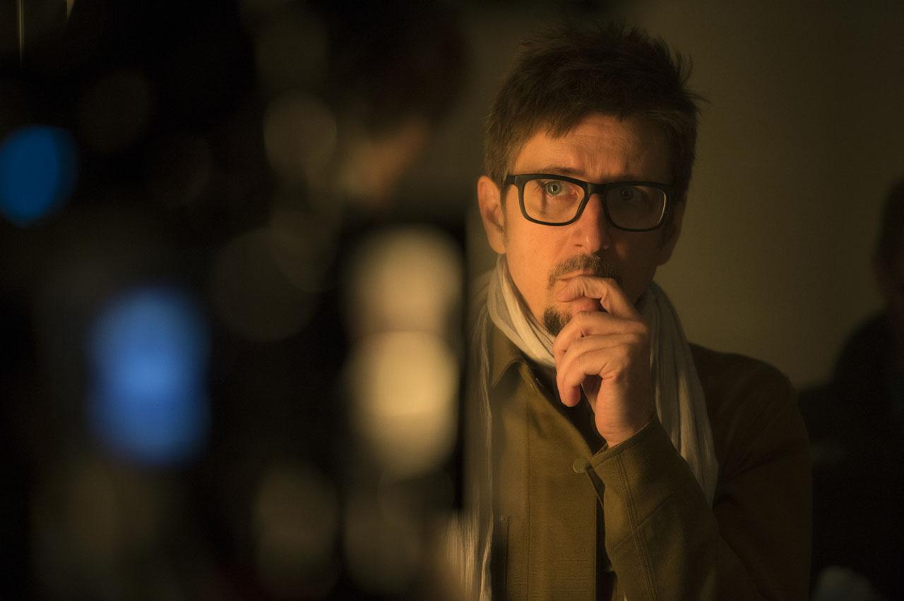 Doctor Strange: un'immagine del regista Scott Derrickson