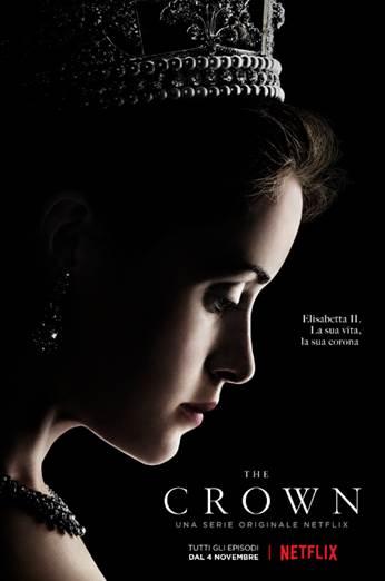 The Crown: la locandina della serie