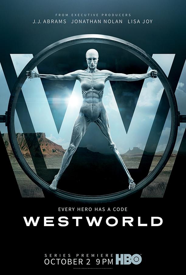 Westworld: una nuova locandina della serie