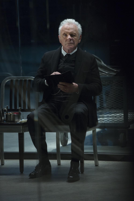 Westworld: Anthony Hopkins interpreta il Dottor Robert Ford