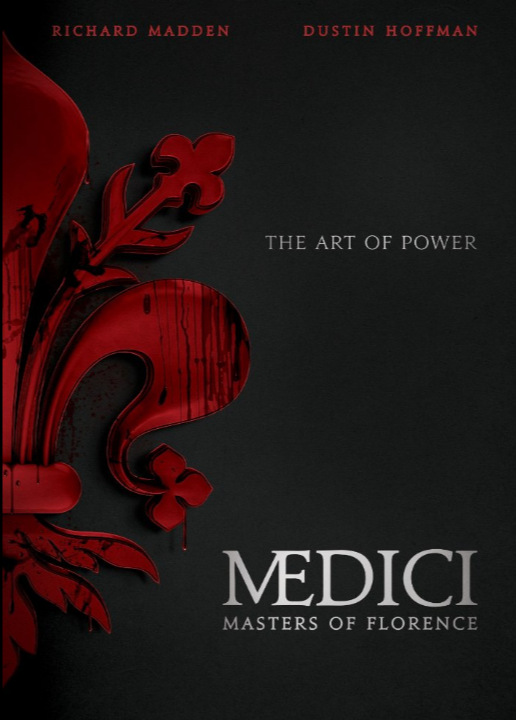 Medici: Masters of Florence, la locandina della serie