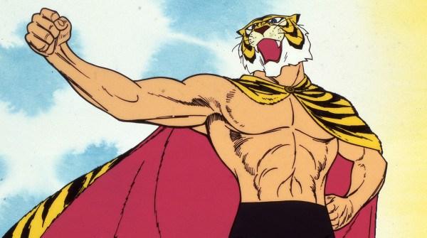 L'Uomo Tigre: una scena dell'anime
