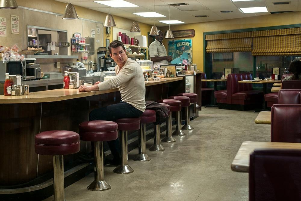 Jack Reacher: Punto di non ritorno - Tom Cruise in un momento del film
