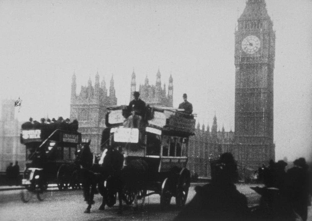Lumière! La scoperta del cinema: un'immagine del documentario